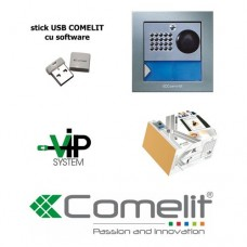 Videointerfon IP Wireless Fara Fir COMELIT VIP-S 8501