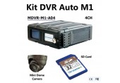Kit DVR Auto STREAMAX M1