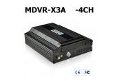 DVR Auto STREAMAX MDVR-X3A - 4CH, cu 3G+WIFI+GPS