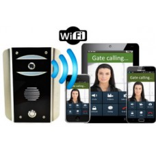 Videointerfon WIFI Wireless Fara Fir AES PREDATOR