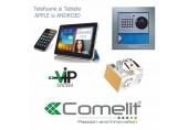 Videointerfon IP Wireless Fara Fir COMELIT VIP-T 8513IM MOBILE