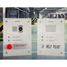 Videointerfon IP Industrial COMELIT VIP-I 3460 Emergency